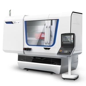 GrindTec 2014 mit der J600